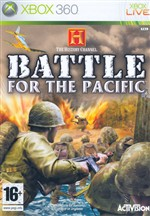 History Channel Battle For Pacific Xb360