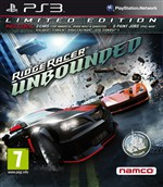 Ridge Racer Unbounded Limited Ed. Ps3