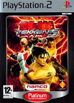 Tekken 5 Platinum Ps2