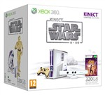 Console Xb360 320gb Lim.Edit. Star Wars