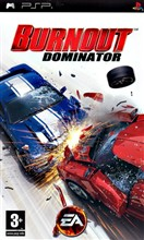 Burnout Dominator Platinum Psp