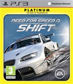 Need For Speed Shift Platinum Ps3
