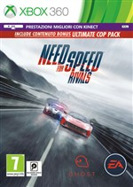 Need For Speed Rivals Limited Ed. Xb360