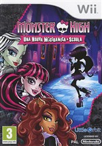 Monster High:Nuova Mostramica A Sc. Wii
