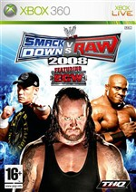 Wwe Smackdown Vs Raw 2008 Xbox360