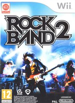 Rock Band 2 Software Wii