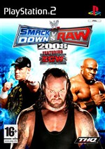 Wwe Smackdown Vs Raw 2008 Ps2