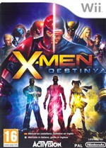 X-men: Destiny Wii