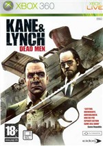 Kane And Lynch: Dead Men Xbox360
