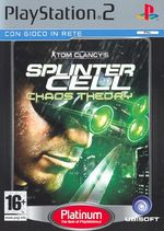 Splinter Cell Chaos Theory Ps2 Platinum