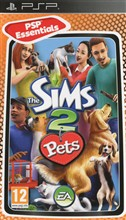 The Sims 2 Pets Essentials Psp