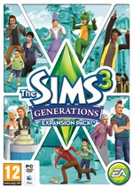 The Sims 3 Generations (Exp) Pc