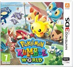 Poke Rumble World 3ds