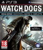 Watch Dogs Special Edition Ps3