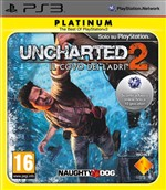 Uncharted 2:Covo Di Ladri Platinum Ps3