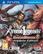 Dynasty Warriors 8 Extreme Legends Vita