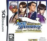 Ace Attorney:Trials And Tribulations Ds