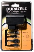 Multi Ac Adapter Duracell