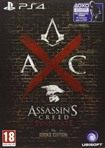 Assassin's Creed Syndicate Rooks Ed.Ps4