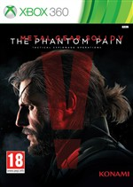 Metal Gear Solid V The Phantom Pain X360