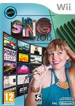 Let's Sing 2015 + Mic Wii
