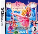 Barbie 12 Dance Princesses Ds