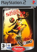 Fifa Street 2 Plainum Ps2
