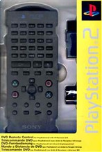 Dvd Remote Controller Ps2