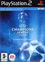 Uefa Champions League 07 Ps2