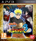 Naruto Ultimate Ninja 3 Goty Ps3