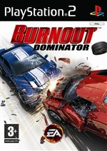 Burnout Dominator Platinum Ps2