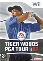 Tiger Woods Pga Tour 07 Wii