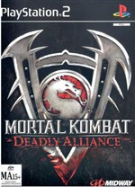 Mortal Kombat Deadly Alliance Ps2