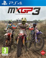 Mxgp3: The Official Motocross Videogame