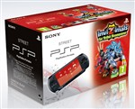 Console Psp E1000 + Invizimals Le Tribu'