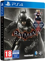 Batman Arkham Knight Preorder Ed. Ps4