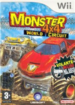 Monster 4x4 World Circuit + Wii Drive