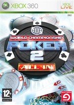 World Championship Poker 2 All In Xbx360
