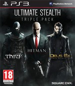 Ultimate Stealth Triple Pack (Ps3) (it)