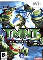 Teenage Ninja Mutant Turtles Wii