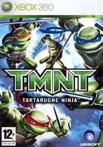 Teenage Ninja Mutant Turtles Xbox360