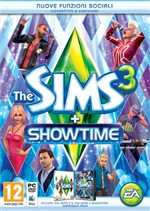The Sims 3 + Showtime (Gioco + Exp) Pc