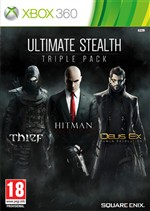 Ultimate Stealth Triple Pack (X360) (it)