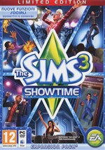 The Sims 3 Showtime Limited Edition Pc
