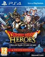 Dragon Quest Heroes D1 Edition (Ps4) (it