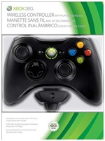 Bundle Controller Wireless+charge Xb360
