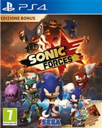 SONIC FORCES BONUS ED. (PS4)