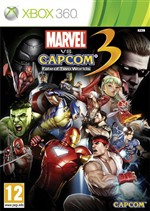 Marvel Vs Capcom 3 Xbox360