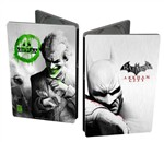 Batman: Arkham City Joker Steel 360 Uk