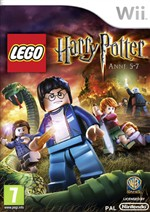 Lego Harry Potter: Anni 5-7 Wii
